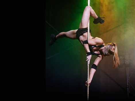 Miss Pole Dance Australia 2010. Отчет о конкурсе